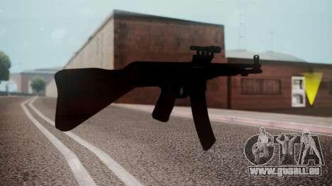 MK-42 Red Orchestra 2 Heroes of Stalingrad für GTA San Andreas dritten Screenshot