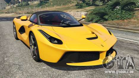 Ferrari LaFerrari 2013 v3.0 für GTA 5