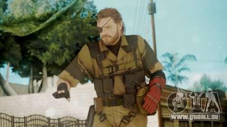 Venom Snake Olive Drab pour GTA San Andreas
