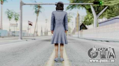 La fille du Parrain: Le Jeu pour GTA San Andreas troisième écran