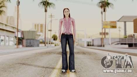 Hfyst CR Style für GTA San Andreas zweiten Screenshot