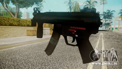 MP5 by EmiKiller für GTA San Andreas zweiten Screenshot