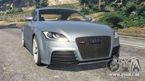Audi TT RS 2013 pour GTA 5