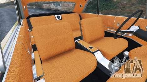 GTA 5 Chevrolet Impala SS 1964 rechte Seitenansicht