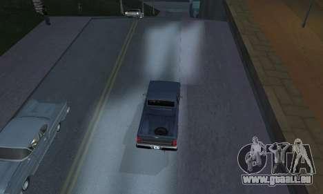 Realistic Lights pour GTA San Andreas deuxième écran