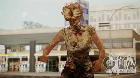 Clicker - The Last Of Us pour GTA San Andreas