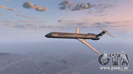McDonnell Douglas MD-80 pour GTA 5