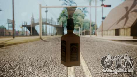 Molotov Cocktail from RE Outbreak Files pour GTA San Andreas