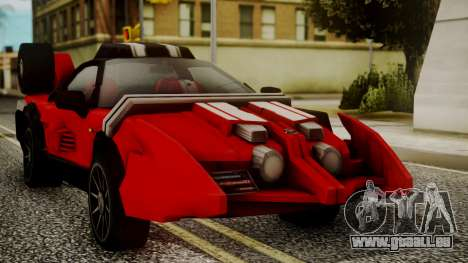 Tridoron-3000 für GTA San Andreas