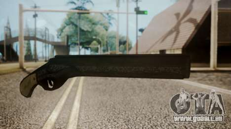 Revenant (Dantes Shotgun) from DMC pour GTA San Andreas
