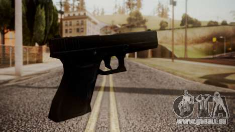 Colt 45 by catfromnesbox für GTA San Andreas zweiten Screenshot