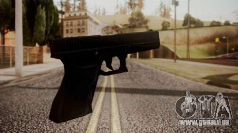 Colt 45 by catfromnesbox pour GTA San Andreas deuxième écran