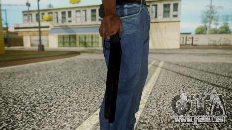 Sawnoff Shotgun (Iron Version) pour GTA San Andreas