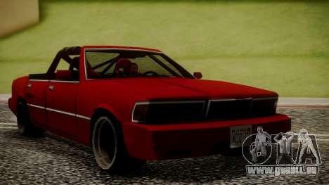 Sentinel Drift für GTA San Andreas