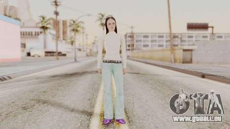 Ofyst CR Style pour GTA San Andreas deuxième écran