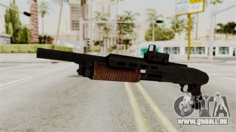 Shotgun from RE6 pour GTA San Andreas