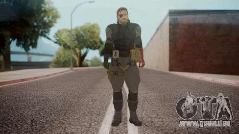 New Venom Snake pour GTA San Andreas deuxième écran