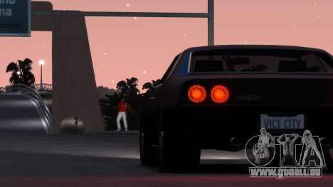 Sabre Vigero Muscle Car pour GTA 4 est un droit