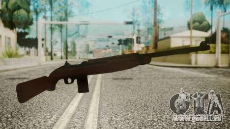 M1 Carbine für GTA San Andreas zweiten Screenshot