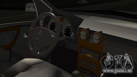 Renault Duster Patrulla Policia Colombiana für GTA San Andreas rechten Ansicht