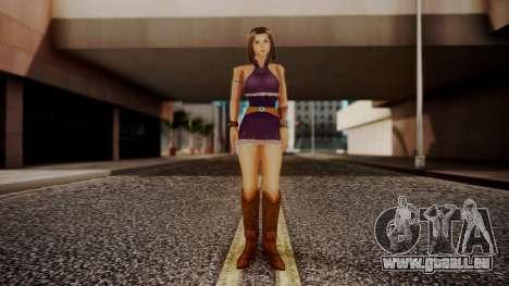 Alice the Rabbit from Bloody Roar für GTA San Andreas zweiten Screenshot
