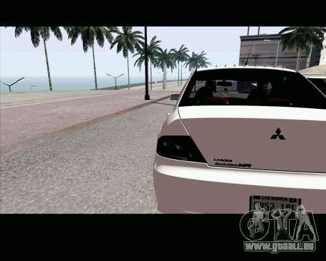 ENB Settings by J228 für GTA San Andreas zweiten Screenshot