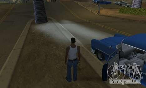 Realistic Lights für GTA San Andreas fünften Screenshot
