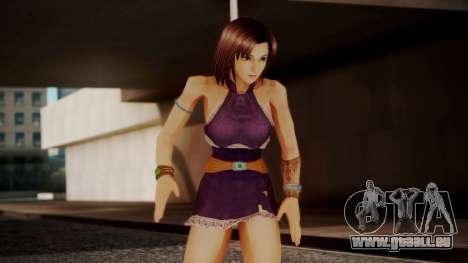 Alice the Rabbit from Bloody Roar pour GTA San Andreas