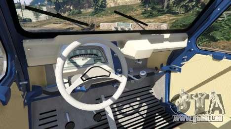 Citroen 2CV v1.1 für GTA 5