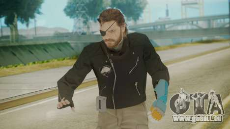 Venom Snake [Jacket] Hand of Jehuty Arm für GTA San Andreas