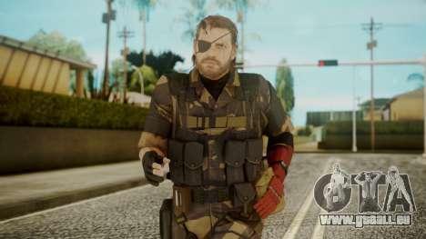 Venom Snake Splitter für GTA San Andreas