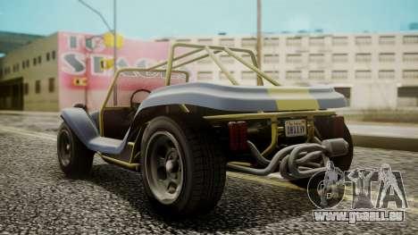 GTA 5 BF Bifta pour GTA San Andreas laissé vue