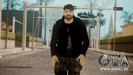 Custom Survivor 1 für GTA San Andreas