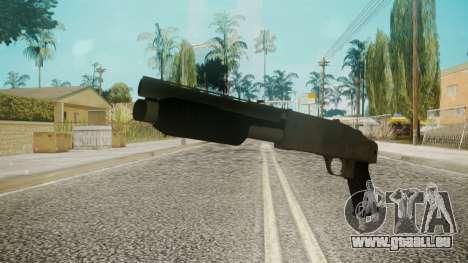 Sawnoff Shotgun by EmiKiller pour GTA San Andreas