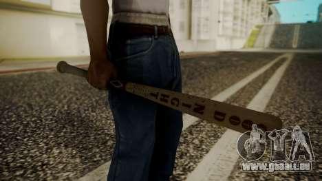 Harley Quinn Good Night Bat für GTA San Andreas dritten Screenshot
