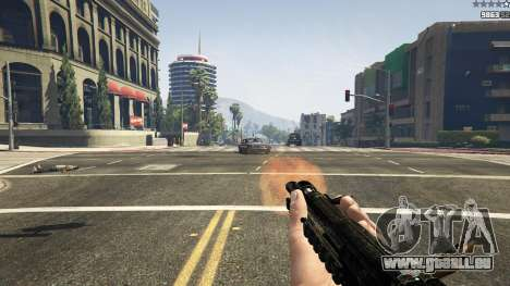 GTA 5 MW3 MP5 neunter Screenshot