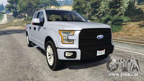 Ford F-150 2015 pour GTA 5