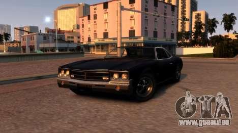 Sabre Vigero Muscle Car pour GTA 4