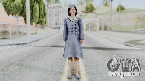 La fille du Parrain: Le Jeu pour GTA San Andreas deuxième écran