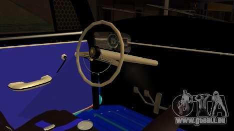 Volkswagen Beetle Vocho-Buggy für GTA San Andreas rechten Ansicht