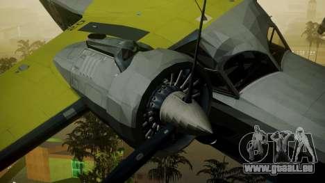 G-21A Argentine Naval Aviaton für GTA San Andreas rechten Ansicht