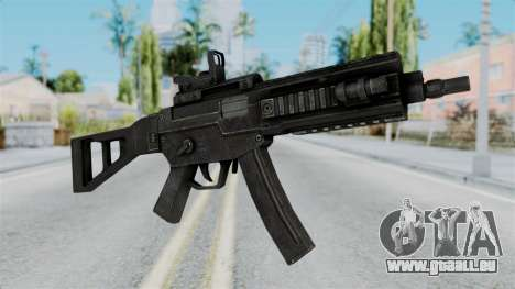 MP5 from RE6 für GTA San Andreas