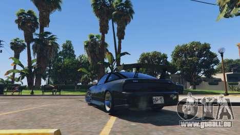 Nissan 180sx pour GTA 5