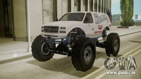GTA 5 Vapid The Liberator für GTA San Andreas