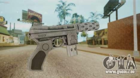 GTA 5 Tec-9 (Lowrider DLC) pour GTA San Andreas deuxième écran