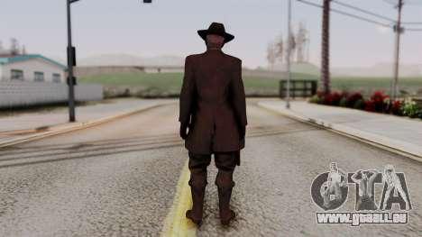 SkullFace Hat pour GTA San Andreas troisième écran