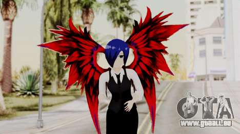 Touka Kirishima (Tokyo Ghoul) v2 für GTA San Andreas