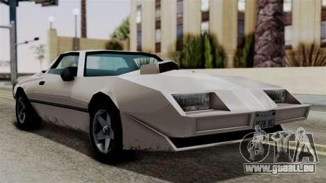 Phoenix from Vice City Stories für GTA San Andreas