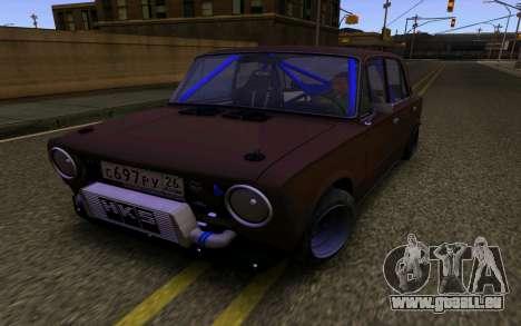 VAZ 2101 Auto für GTA San Andreas
