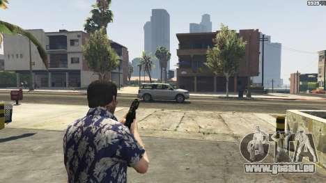 GTA 5 MW3 MP5 vierten Screenshot